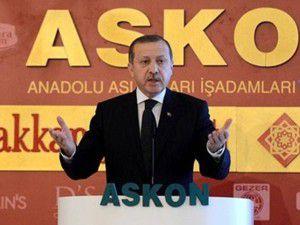 Erdoğan Hollandea tepki gösterdi