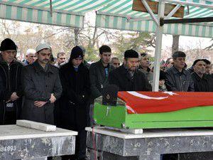Konya, Gazisini gözyaşlarıyla uğurladı