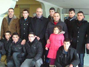 Cihanbeyliden öğrenciler Almanyaya gitti