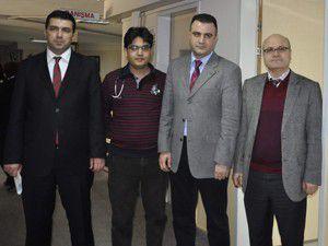 Akşehirde semt polikliniği açıldı