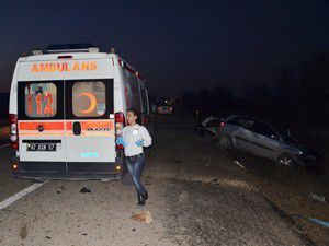 Kazada yaralanan bir kişi daha hayatını kaybetti