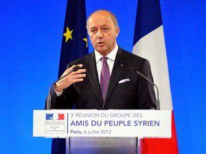 Fransadan Suriye hamlesi