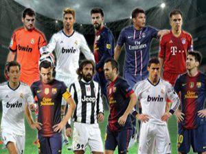 UEFA, Yılın 11ini açıkladı