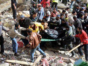19 kişi öldü 9 kişi de yaralandı