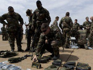 Mali için savaş suçu soruşturması