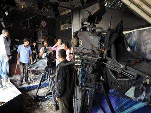 El-Cezire muhabiri öldürüldü