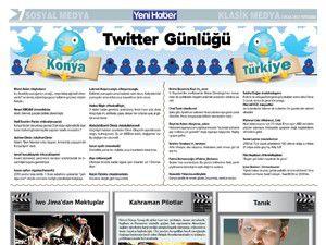 Sosyal medyanın cazibesi gazete sayfalarında