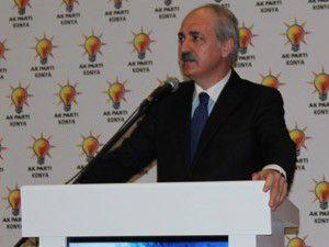Kurtulmuş Konyada CHPyi eleştirdi