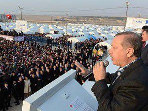 """""""Fetih Suriye halkı için yakın"""""""
