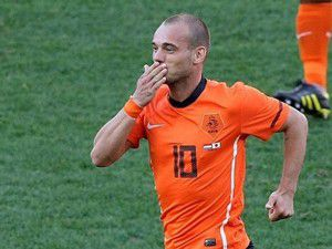 Wesley Sneijder Galatasarayda