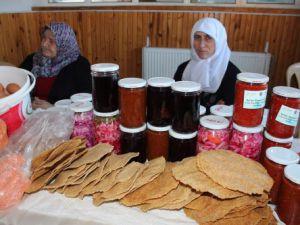 Kadınlara güvenilir gıda eğitimi verildi