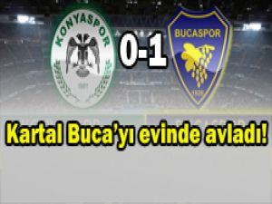 Bucaspor 0-1 Torku Konyaspor