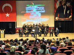 Akşehirde Türk Sanat Müziği konseri