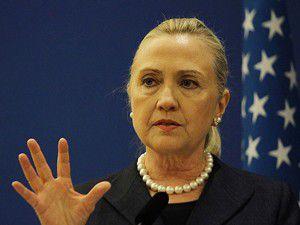 Clinton Senatoda ifade verdi