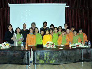Özel Esentepe Okulu Konyasporla buluştu
