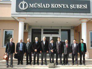 MÜSİAD Türkiyenin anahtar kuruluşlardan biri