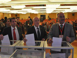 BİK seçimini Mustafa Arslan kazandı