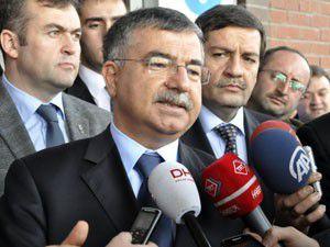 Milli Savunma Bakanı Yılmaz Konyada