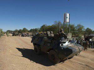 Afrika Birliğinden Maliye asker