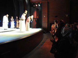 KARMEK kursiyerlerine tiyatro gezisi