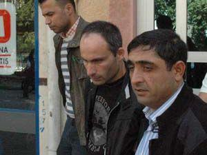 Gürcistan Uyruklu Hırsızlara Baskın