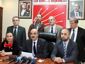 CHP İl Başkanından gündem değerlendirmesi