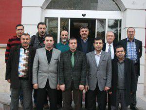 KGC yönetimi Arslanı ziyaret etti