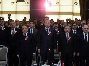 Erdoğan valilere seslendi