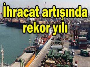 Türkiye ihracatta derece yaptı