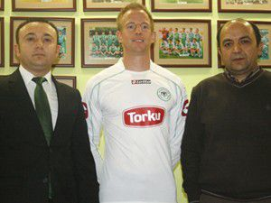 T.Konyaspor Sjoerd Ars ile sözleşme imzaladı