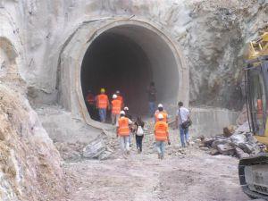 Mavi Tünelde kaza