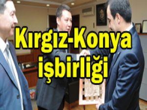Kırgız-Konya işbirliği ümit veriyor