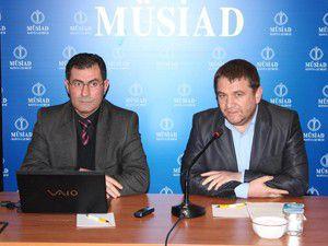 2013 destek programı MÜSİADda tanıtıldı