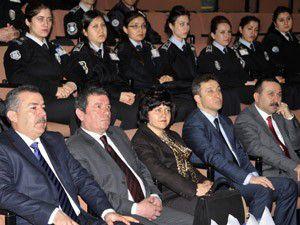 Güvenlik görevlilerine eğitim semineri