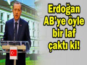 Erdoğanın açıklaması ezber bozdu