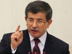 Davutoğlundan Malikiye: O düzeyde değilsin