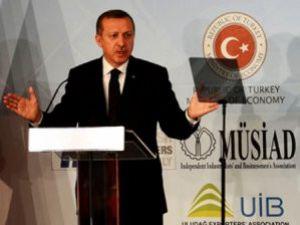 Başbakan Erdoğan Macaristanda ABye çattı