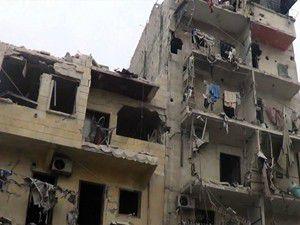 Esedin ordusu vakum bombasıyla saldırdı
