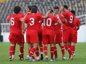Milli takım Konyasporlu futbolcuyla güldü