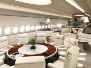 İşte Başbakan Erdoğanın yeni uçağı