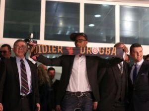 Didier Drogba İstanbulda!