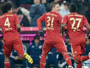 Bayern Münih, Galatasarayın rakibini dağıttı