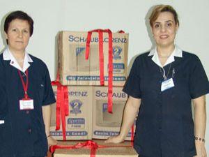 Hemşirelerden Çocuk Hastalara Anlamlı Yardım