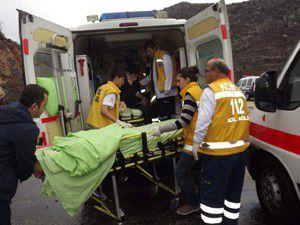 2si Türk 16 kişi yaralandı
