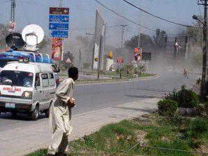 Pakistanda saldırı: 64 ölü