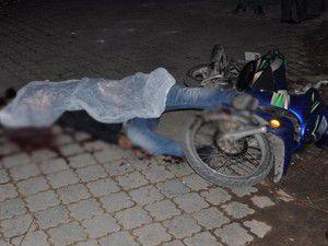 Futbolcu av tüfeğiyle öldürüldü!