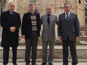 Eski Konsey Başkanı Abdulcelil Konyada