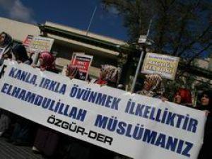 Süleymaniyeye siyasi mahya asıldı!