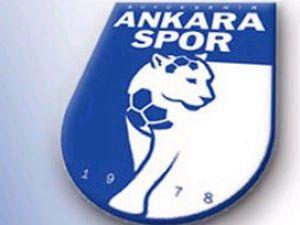 Ankaraspor düştü düşer