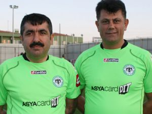 Valinin takımı Konyasporu yendi
